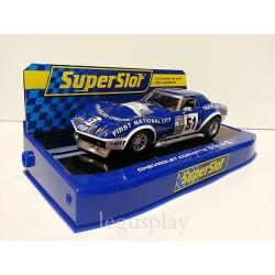 Superslot H3654 Chevrolet Corvette L88 Le Mans 1974