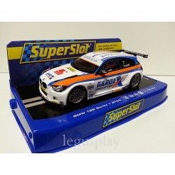 SuperSlot H3735 BMW 125 Series 1 BTCC 2015 - Tordoff - Nº7