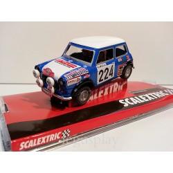 "Scalextric A10193S300 Mini Cooper Nº224 ""Reverter-Montecarlo"""
