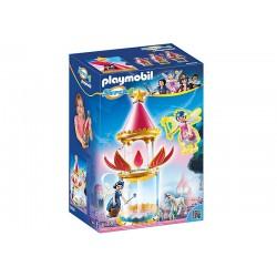 Torre Flor Mágica con caja musical y Twinkle