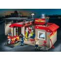 Maletin estación de bomberos