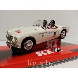 "Scalextric A10032X300 MG A ""Montecarlo"" Nº187"