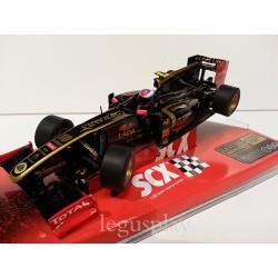 SCX Scalextric A10079X3U0 Lotus Renault F1 Petrov