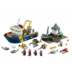 Buque de Exploración Submarina
