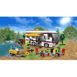 Caravana de vacaciones