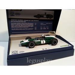 Cooper Climax GP Gran Bretaña 1960