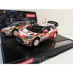 "Citroën DS3 WRC ""Abu Dhabi"""