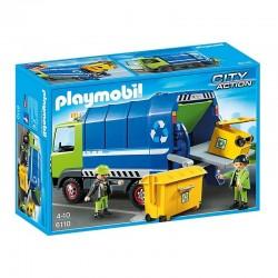 Camion de Reciclaje
