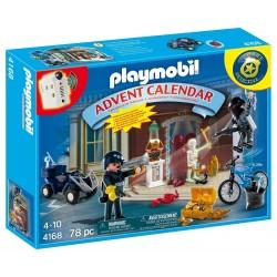 Calendario de Navidad Policias y Ladrones