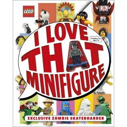 I Love That Minifigure