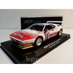 BMW M1 Tour De Corse 1982