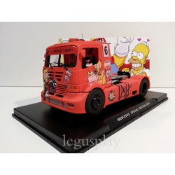 Mercedes Benz  Simpsons Duff