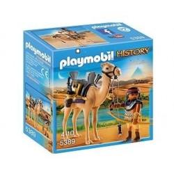 Egipcio con camello