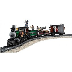 Constitution Train Chase