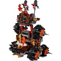 Máquina de asedio infernal del general Magmar