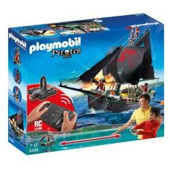 Barco Pirata con Control Remoto