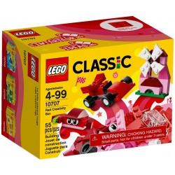 Caja creativa roja
