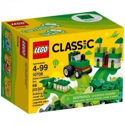 Caja creativa verde