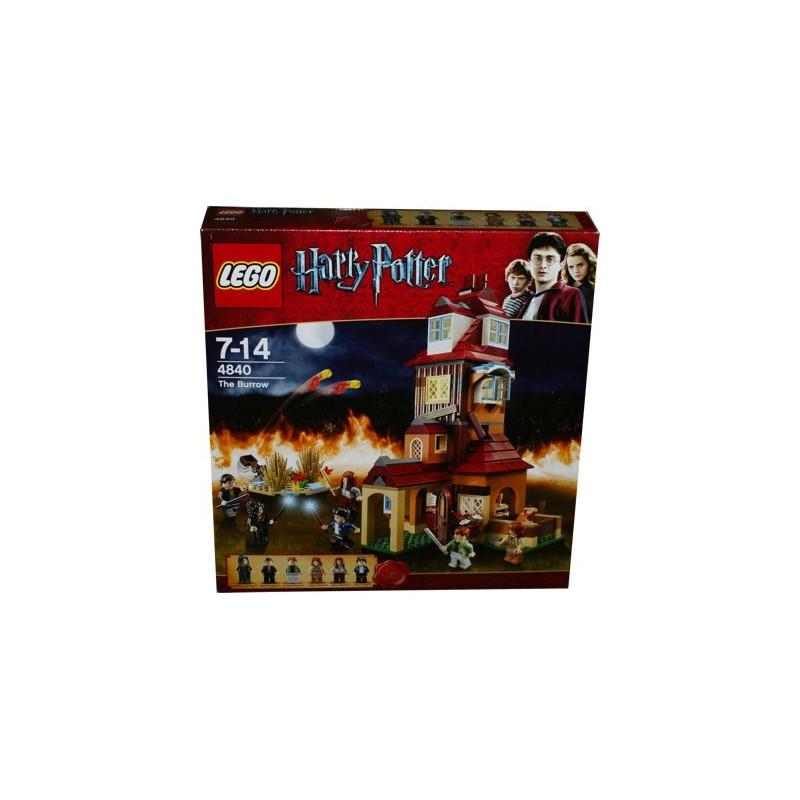 Harry Potter La Madriguera