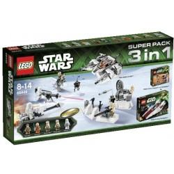 Star Wars Super Pack 3 en 1