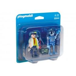 Duo Pack Científico y Robot