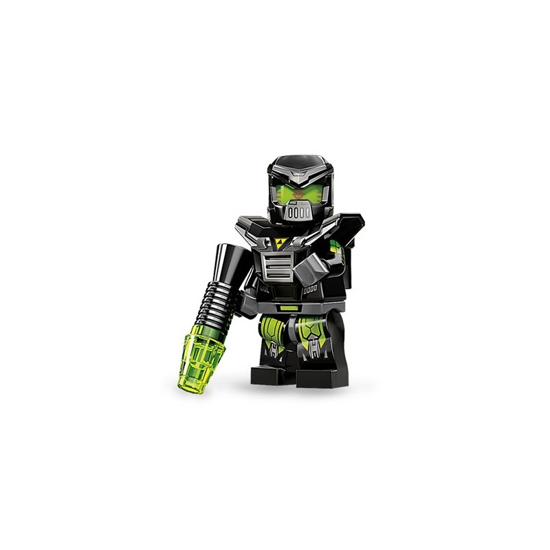 Robot Malvado