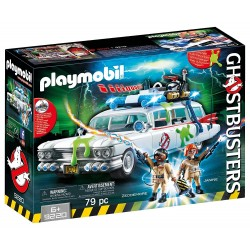 Ecto-1 Ghostbusters