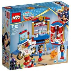 Dormitorio de Wonder Woman