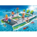 Barco de exploración marina