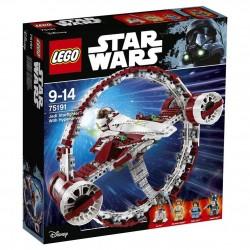 Jedi Starfighter con Hiperimpulsor