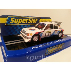 Peugeot 205 T16 Rally Lagos 1985