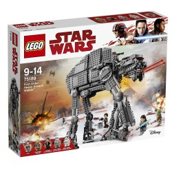 First Order Heavy Assault Walker