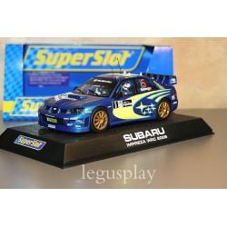 Subaru Impreza WRC Works 2006