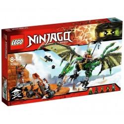 Dragón NRG verde