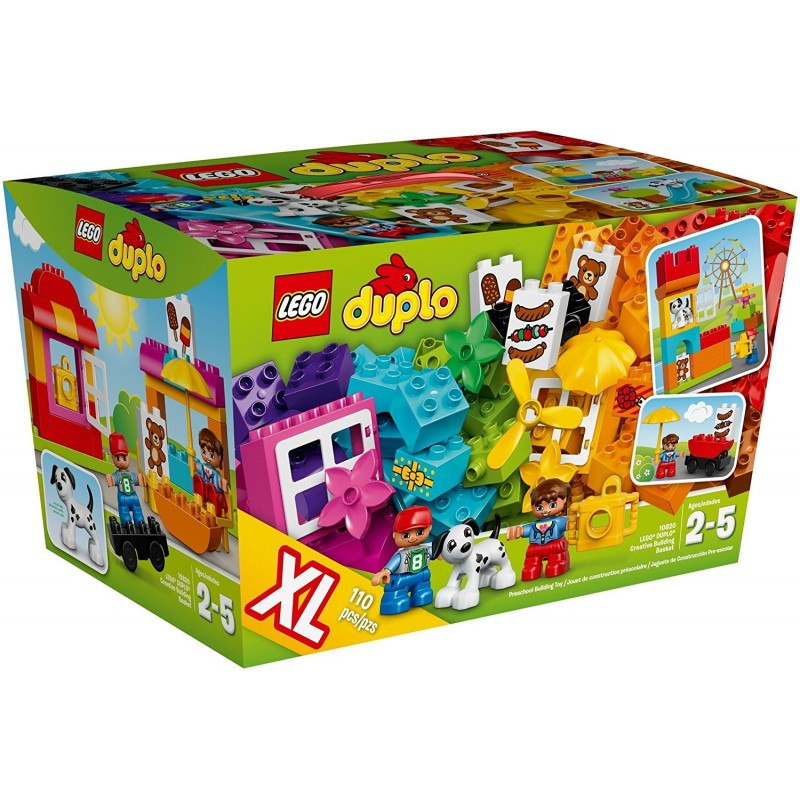 Cesta de construcción creativa LEGO® DUPLO®