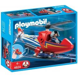 Helicóptero Prevención de Incendios