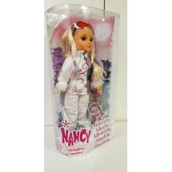 Nancy, Esquiadora - Brillos en la nieve .
