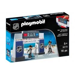 Marcador con 2 Arbitros NHL