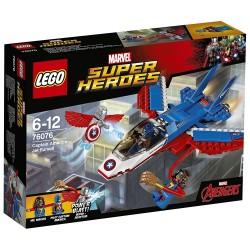 Jet del Capitán América