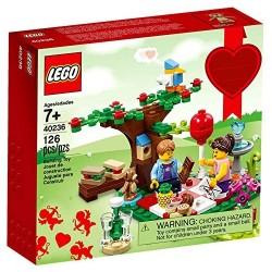 Lego 40236 Pícnic romántico de San Valentín