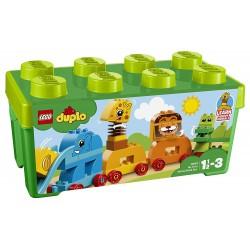 Lego 10863 Caja de ladrillos: Mis primeros animales