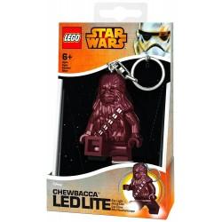 Lego IQLGL-KE60 Llavero con linterna de Chewbacca