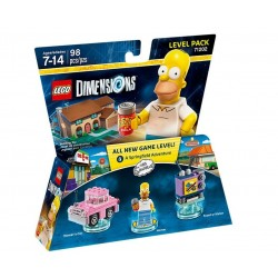LEGO® 71202 Level Pack The Simpsons