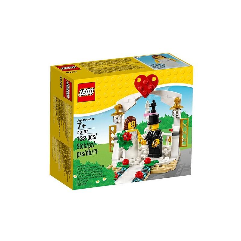 Lego 40197 Recuerdo de boda 2018