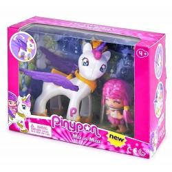 PinyPon 700014082 y su unicornio volador