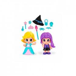 PinyPon 700014080 Princesa y Bruja