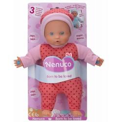 Nenuco 700013382 Blandito 3 Funciones - Color Rosa