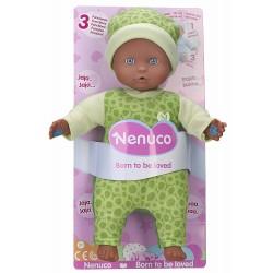 Nenuco 700013382 Blandito 3 Funciones - Color Verde