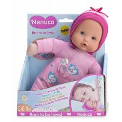 Nenuco 700014038 Canción de Cuna - Color Rosa