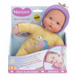 Nenuco 700014038 Canción de Cuna - Color amarillo